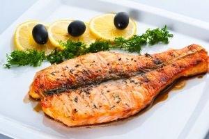 рыба в рационе питания содержит много йода