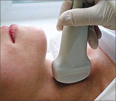 Узловые и кистозные изменения щитовидной железы